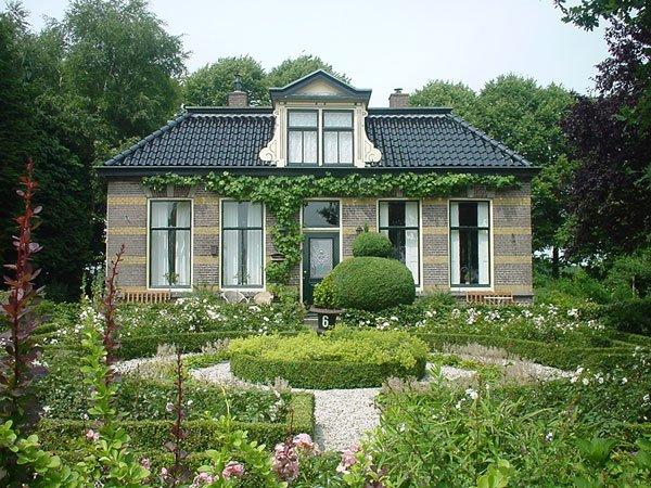 Tuin in franse stijl hoveniersbedrijf rudy glastra for Franse tuin